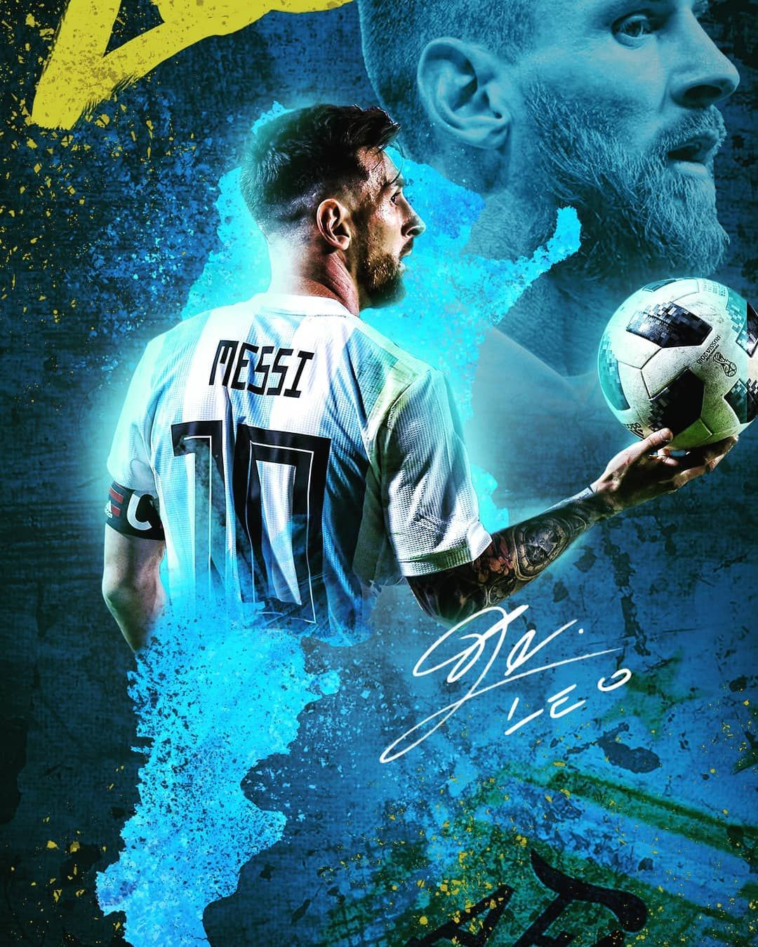 One Last Shot At That Elusive Trophy Worldcup Messi Argentina Football Soccer Fifa Worldcup2018 Messi Leonel Messi Messi 10