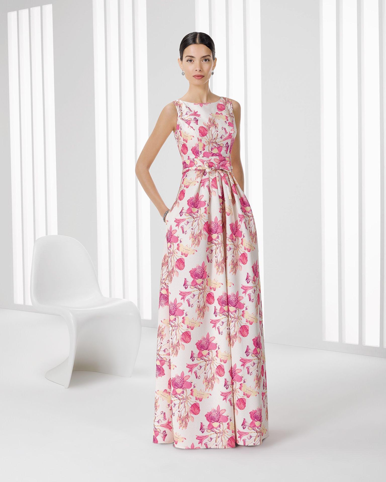 2016 9T129 COCKTAIL ROSA CLARA (Vestido de Fiesta). Diseñador: Rosa ...