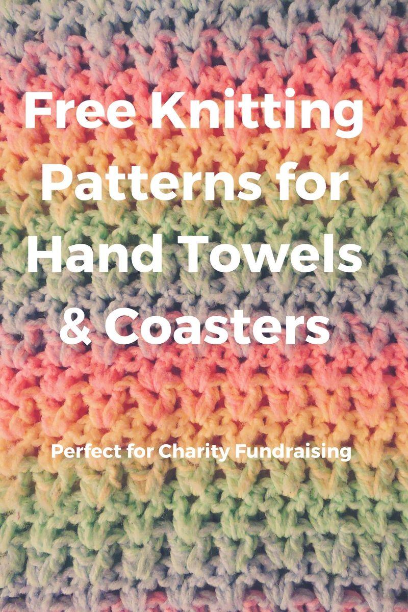 Unique Knit Hand Towel Pattern Frieze - Blanket Knitting Pattern ...