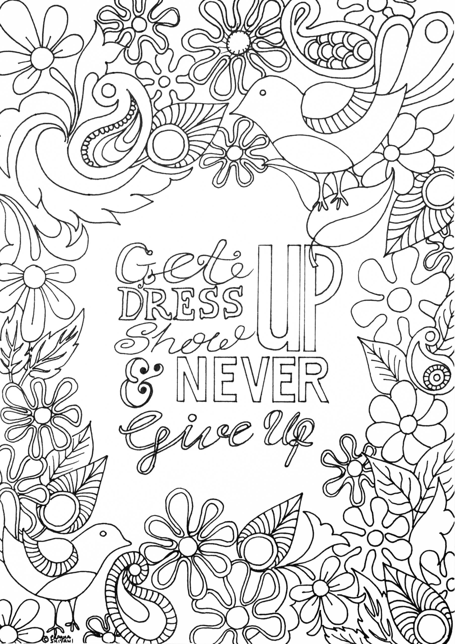 Positive Mental Health Colouring Pages Inspirational