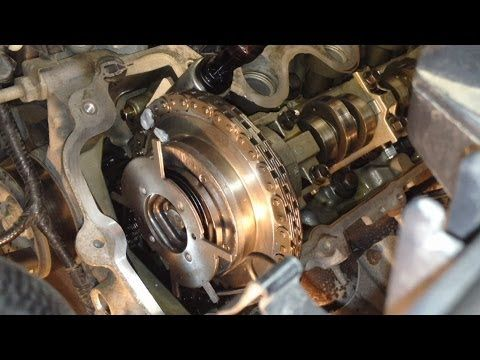 Ford 4 6l 3v & 5 4L 3v Camshaft Phaser Knocking Noise Fix - YouTube