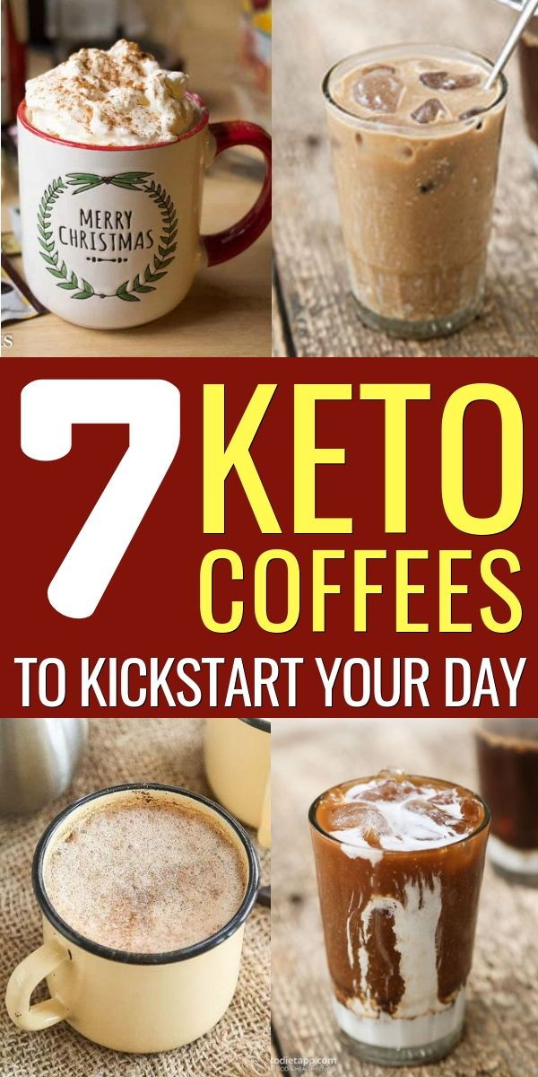 The 7 Best Keto Coffee Recipes To Kickstart Your Day