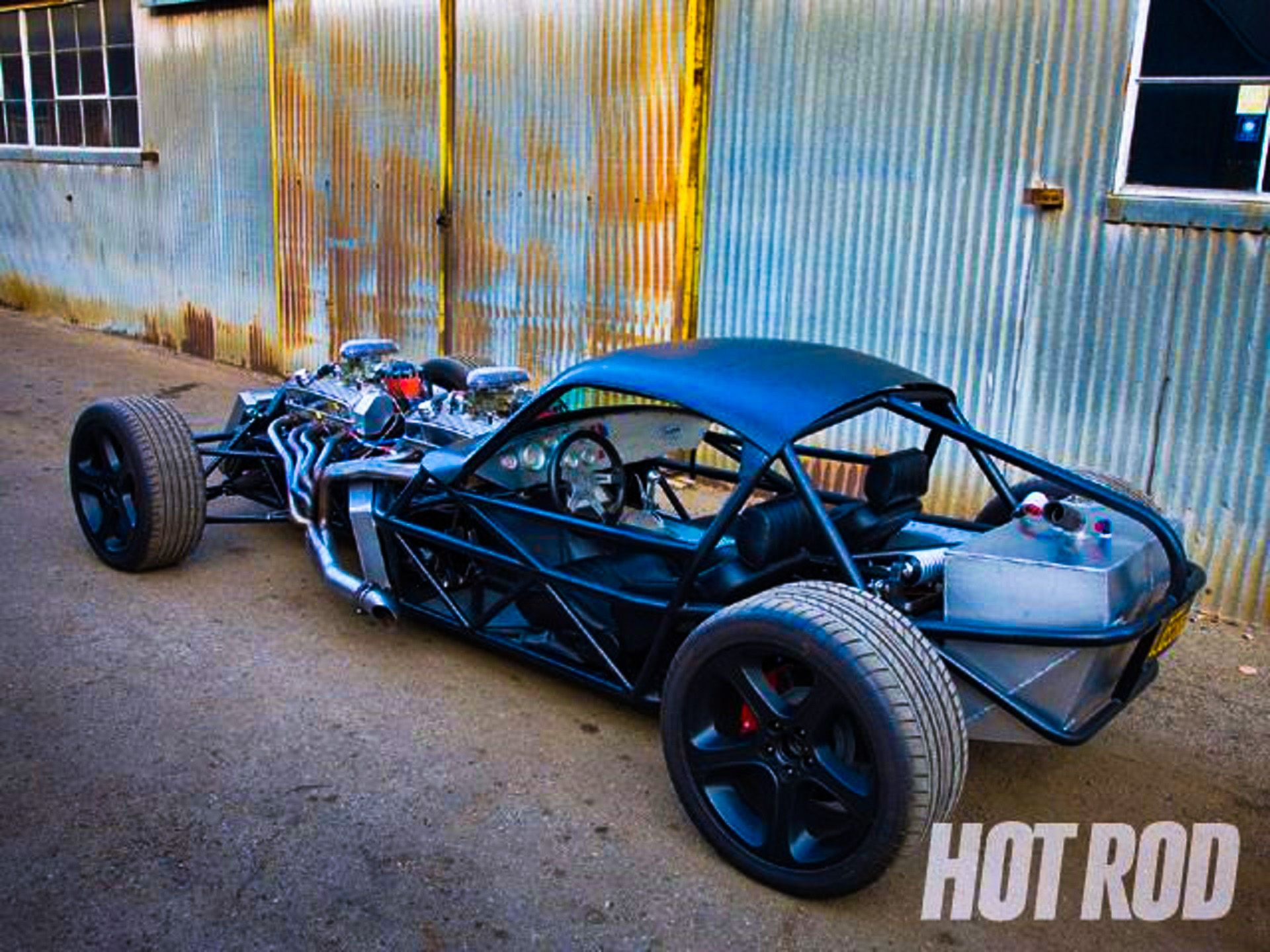 hight resolution of  the priapism v16 hot rod custom speed buggy driver side view