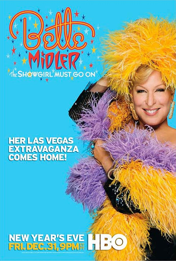The Showgirl Must Go On (December 31, 2010, HBO) TV