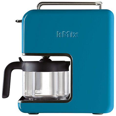 Kenwood Kmix Cm02 Filter Coffee Maker Cream Coffee Maker