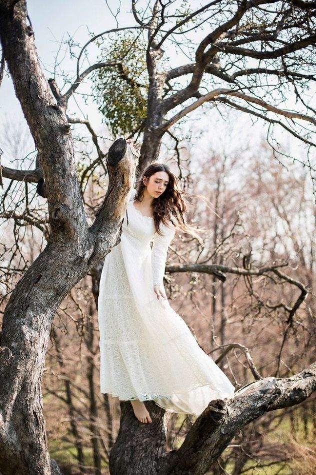 Free photo: Woman Photoshoot - Adult, Outdoor, Woods