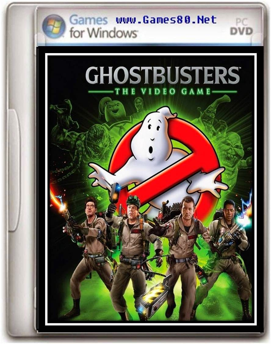 Ghostbusters The Video Game Video games xbox