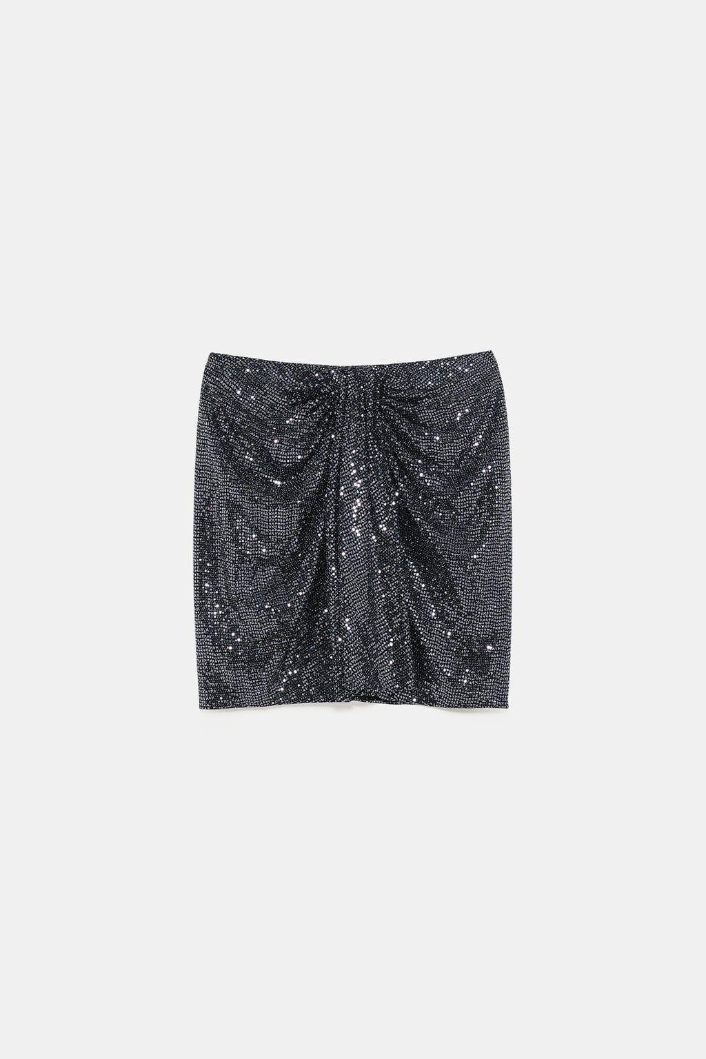 meilleure vente produits de commodité comment chercher Image 8 de MINI JUPE À PAILLETTES de Zara | Zara in 2019 ...
