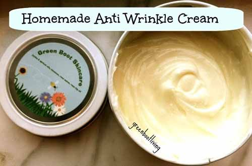 How To Make A Homemade Anti-Wrinkle Cream