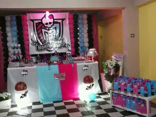 Festa Monster High
