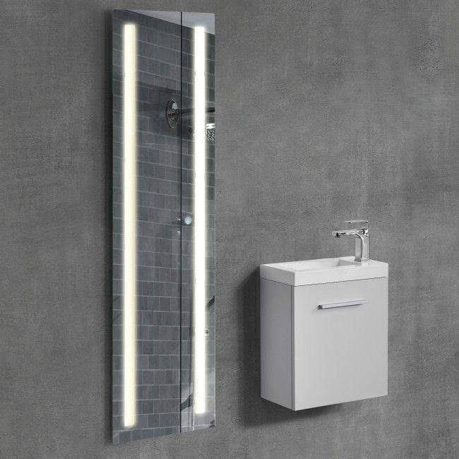 Neu Haus Led Wandspiegel Badezimmerspiegel Spiegelschrank Led Wandspiegel Spiegel