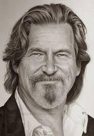 Resultado de imagen para dibujos de rostros famosos a lapiz