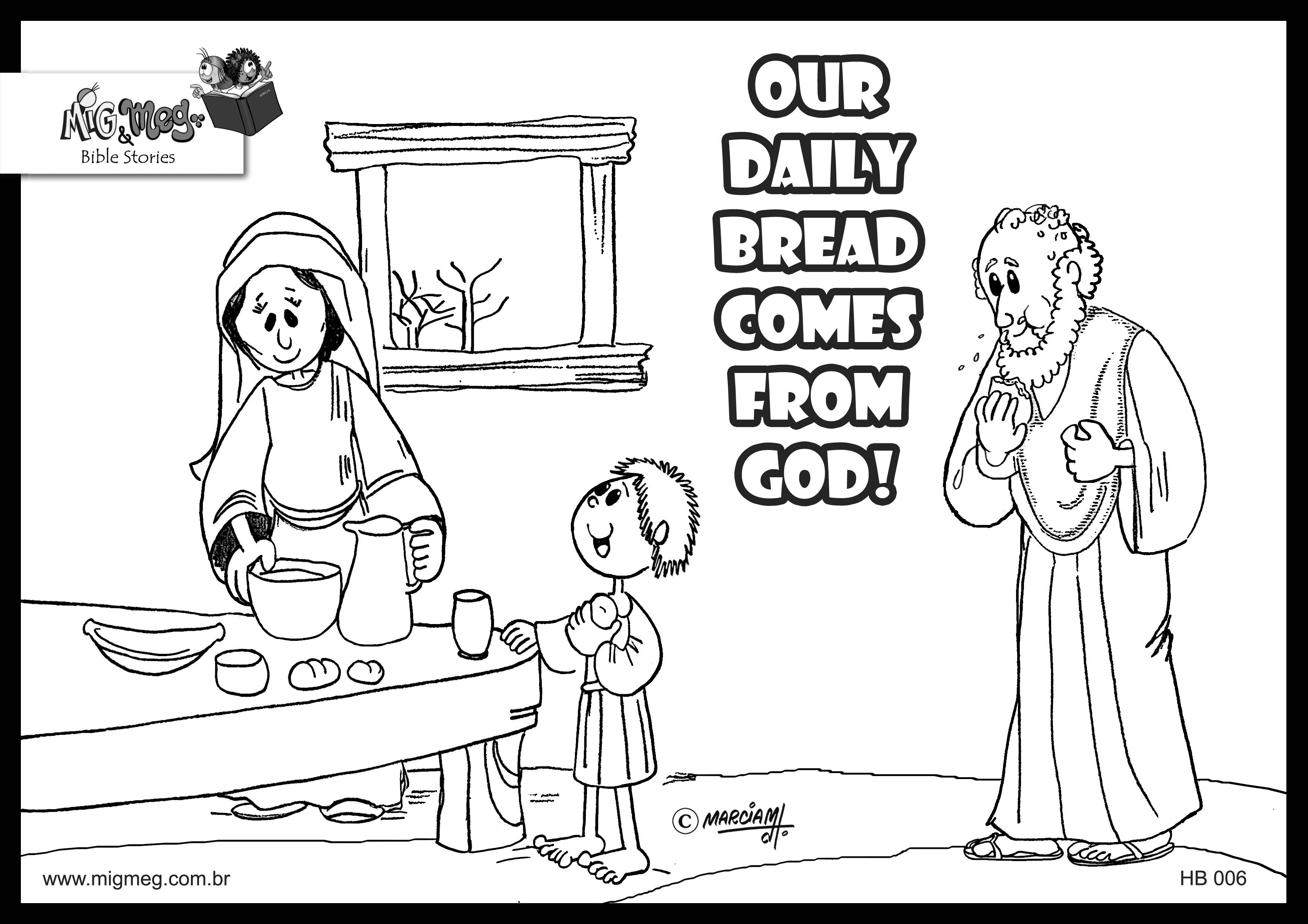 the ojays - Elijah Bible Story Coloring Pages
