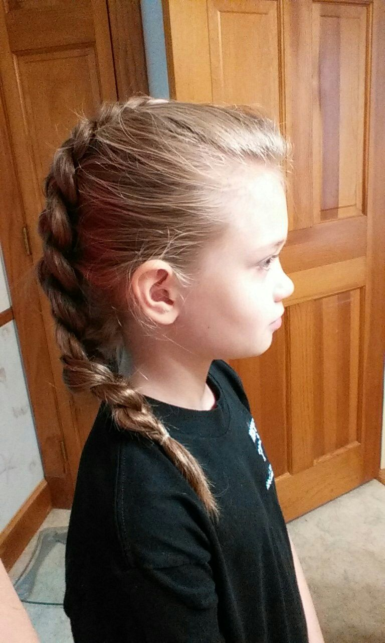 Girls Soccer Hairstyles Hair Braid Dutchbraid
