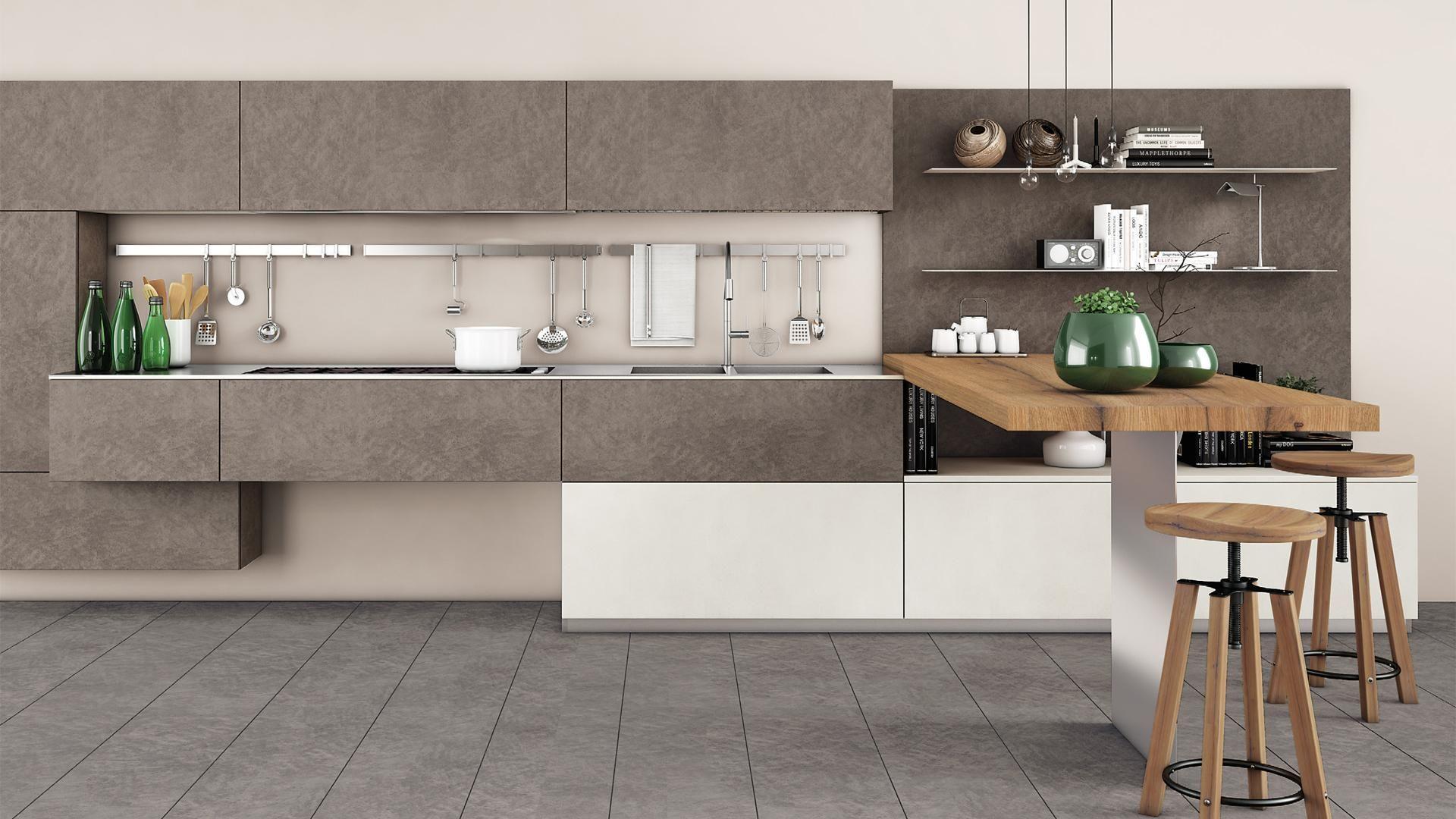 OLTRE - Cucina Lube Moderna | Cucine LUBE Torino