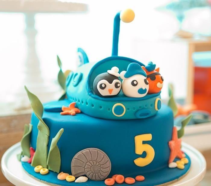 Octonauts Party Octonauts party Birthdays and Cake