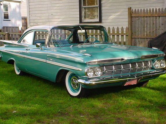 1959 Chevrolet Bel Air Chevy Bel Air Chevrolet Bel Air Chevrolet Impala 1959