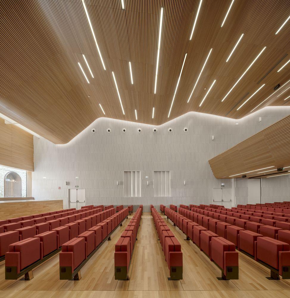 Gallery of Rehabilitation of the Cordoba Congress Center / LAP Arquitectos Asociados – 1