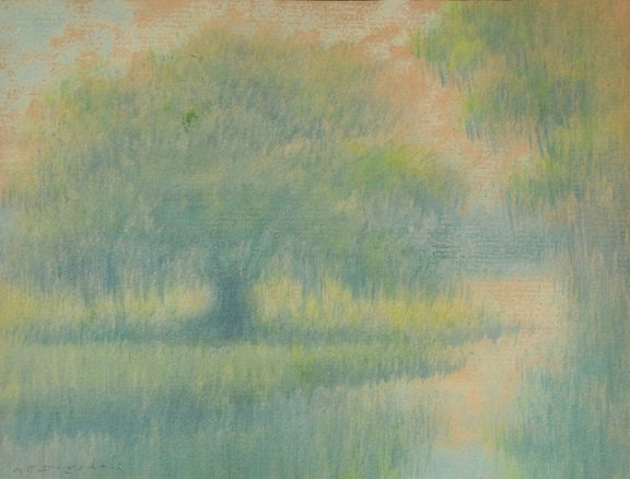 Alexander John Drysdale Painting I Bought A Similar Painting At A