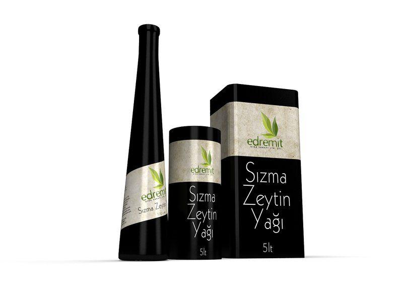 Edremit  Packaging Ambalaj by cihanYILDIZ.deviantart.com on @deviantART