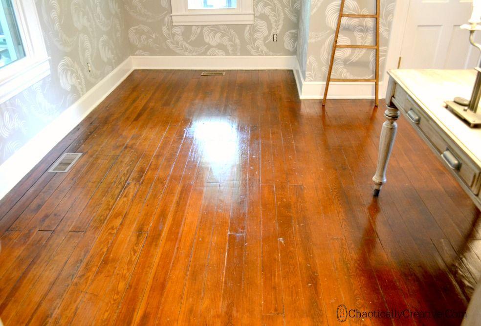 Shine Dull Floors In Minutes Cleaning Wood Floors Flooring