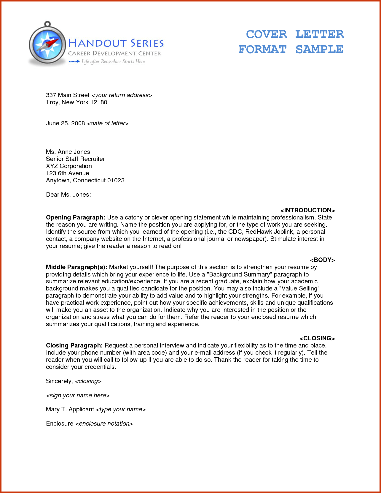 Cover letter very good application for graduate assistant format cover letter very good application for graduate assistant format exampleformal business with enclosures examples proper resume spiritdancerdesigns Gallery