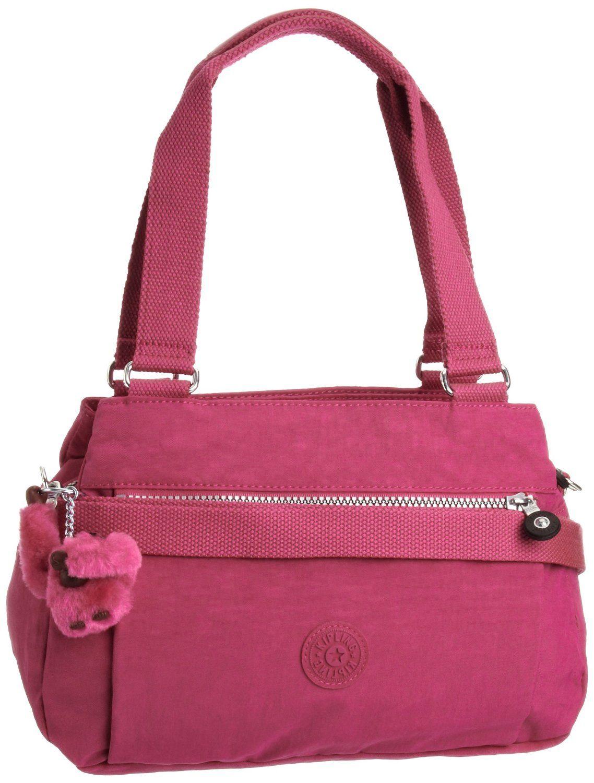 497a2a0b2 Kipling ORELIE - Bolso Mochila de material sintético mujer, color rosa,  talla 12x21x31 cm (B x H x T): Amazon.es: Zapatos y complementos
