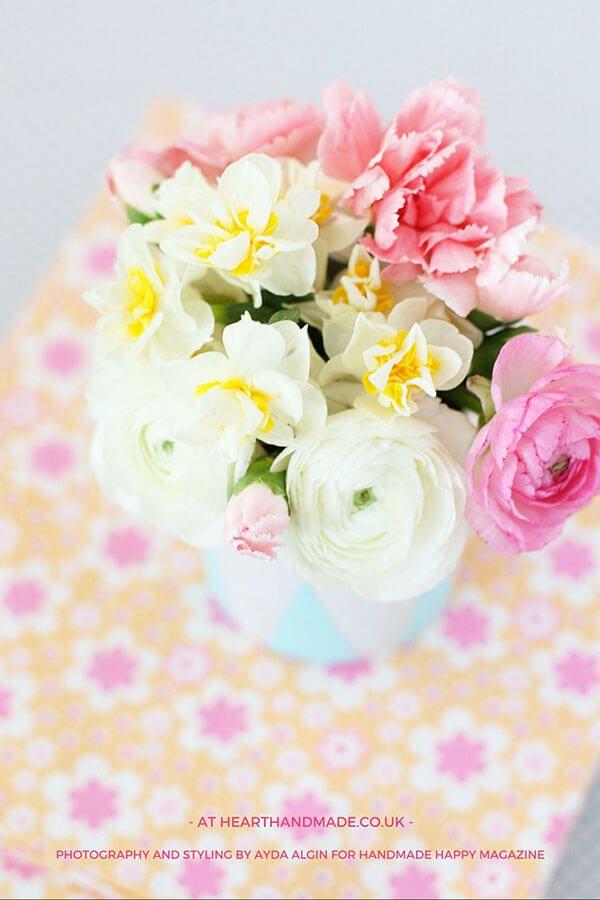 Как профессионально раскрасить очаровательные маленькие вазы из комиссионного магазина