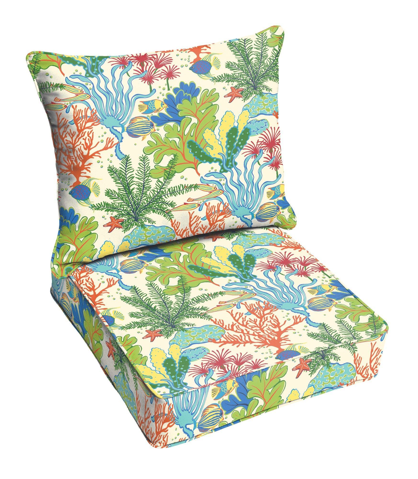 Monica Outdoor Sofa Cushion