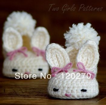 free knitting pattern for baby sandals