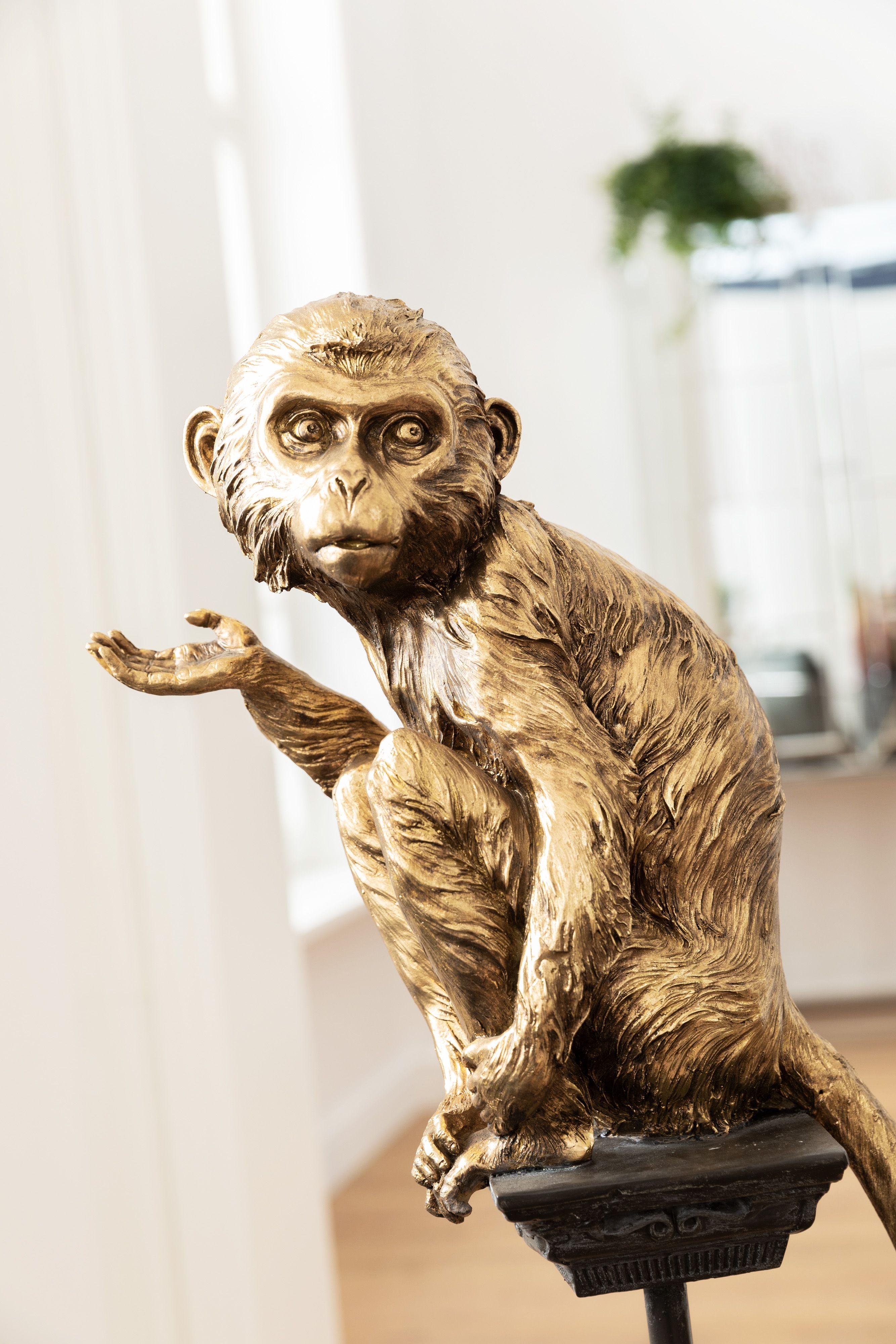 Deko Objekt Circus Monkey 109cm Deko Figur Und Objekt