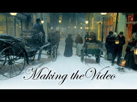 Making The Christmas Video My Favourite Time Of Year By The Florin Street Band Christmas Music Videos New Christmas Songs Florin