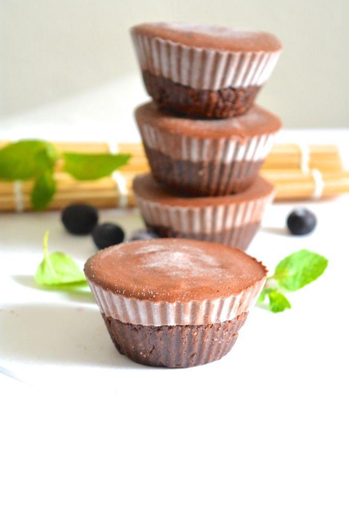 Nutella Mini Cheesecake