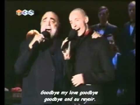 Vitas And Demis Roussos Goodbye My Love Goodbye Lyrics Goodbye My Love Goodbye Lyrics My Love