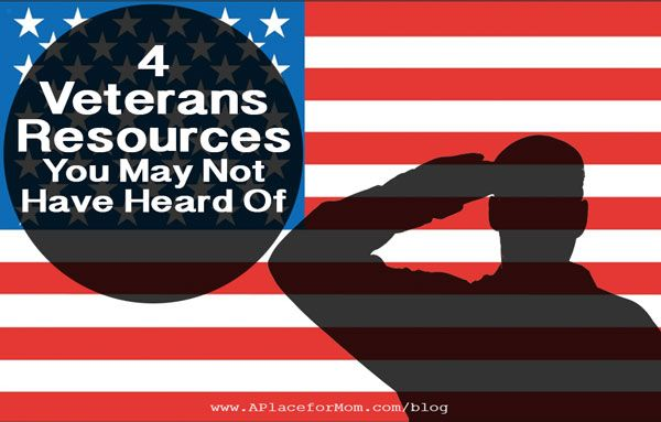 4 Veterans Resources You May Not Have Heard Of Veterans Affairs Department Of Veterans Affairs Veteran