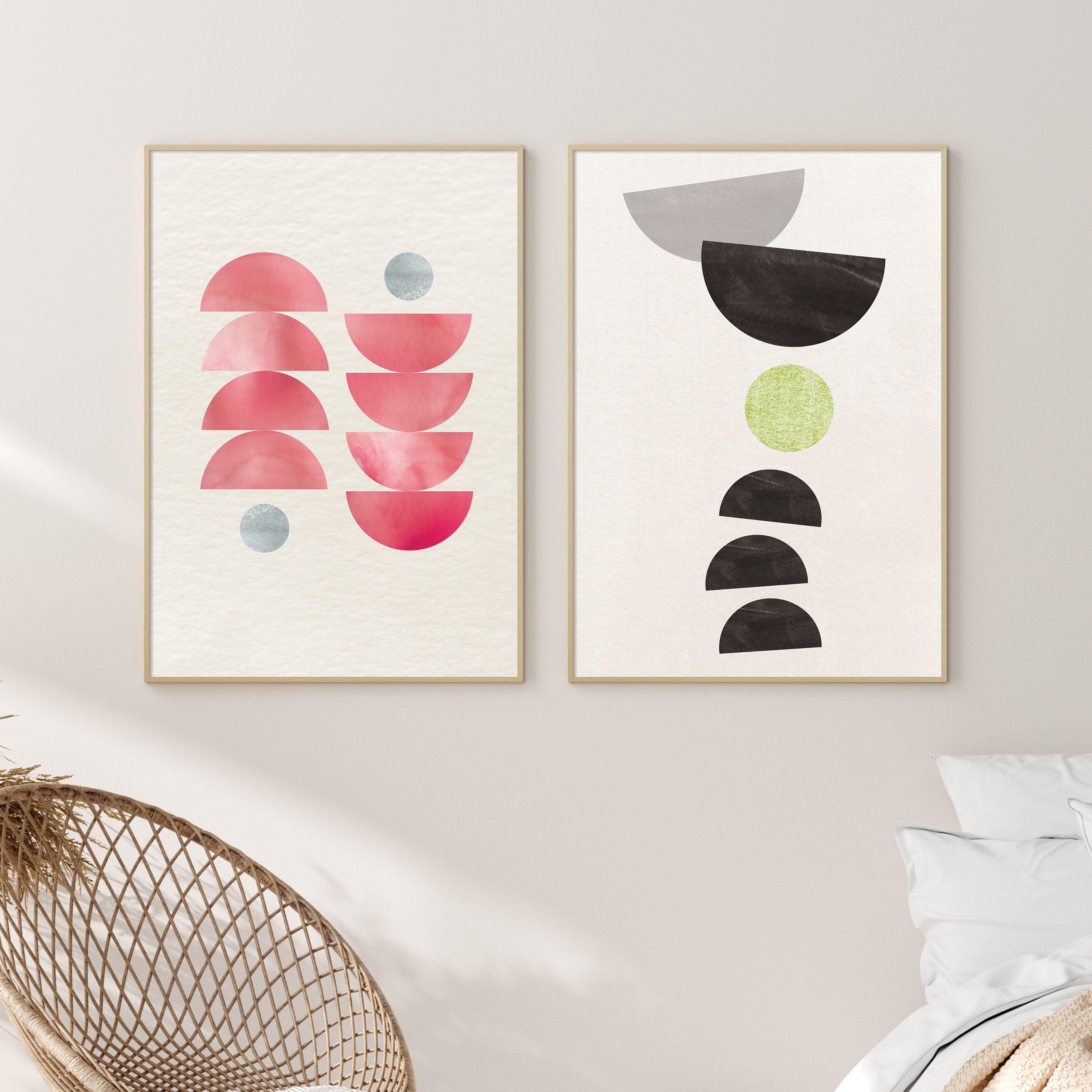 Minimalist Wall Art Wall Art Bedroom Organic Shape Art Neutral Etsy In 2020 Minimalist Wall Art Minimalist Art Print Organic Shapes Art