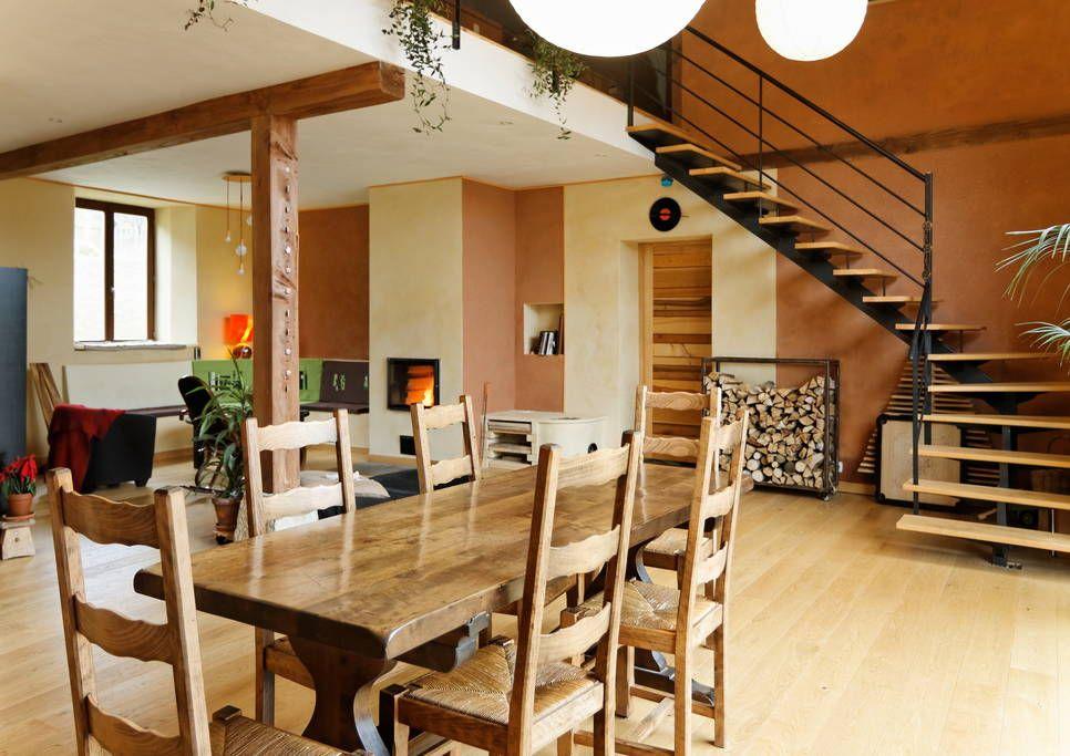 Regardez ce logement incroyable sur Airbnb  Maison de caractère 25