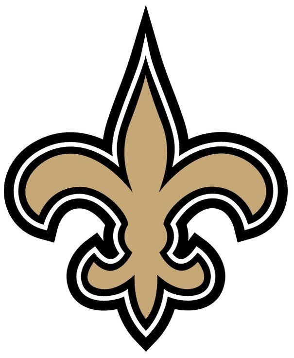 a19150dd7 New Orleans Saints Logo  PDF File  Futebol Americano