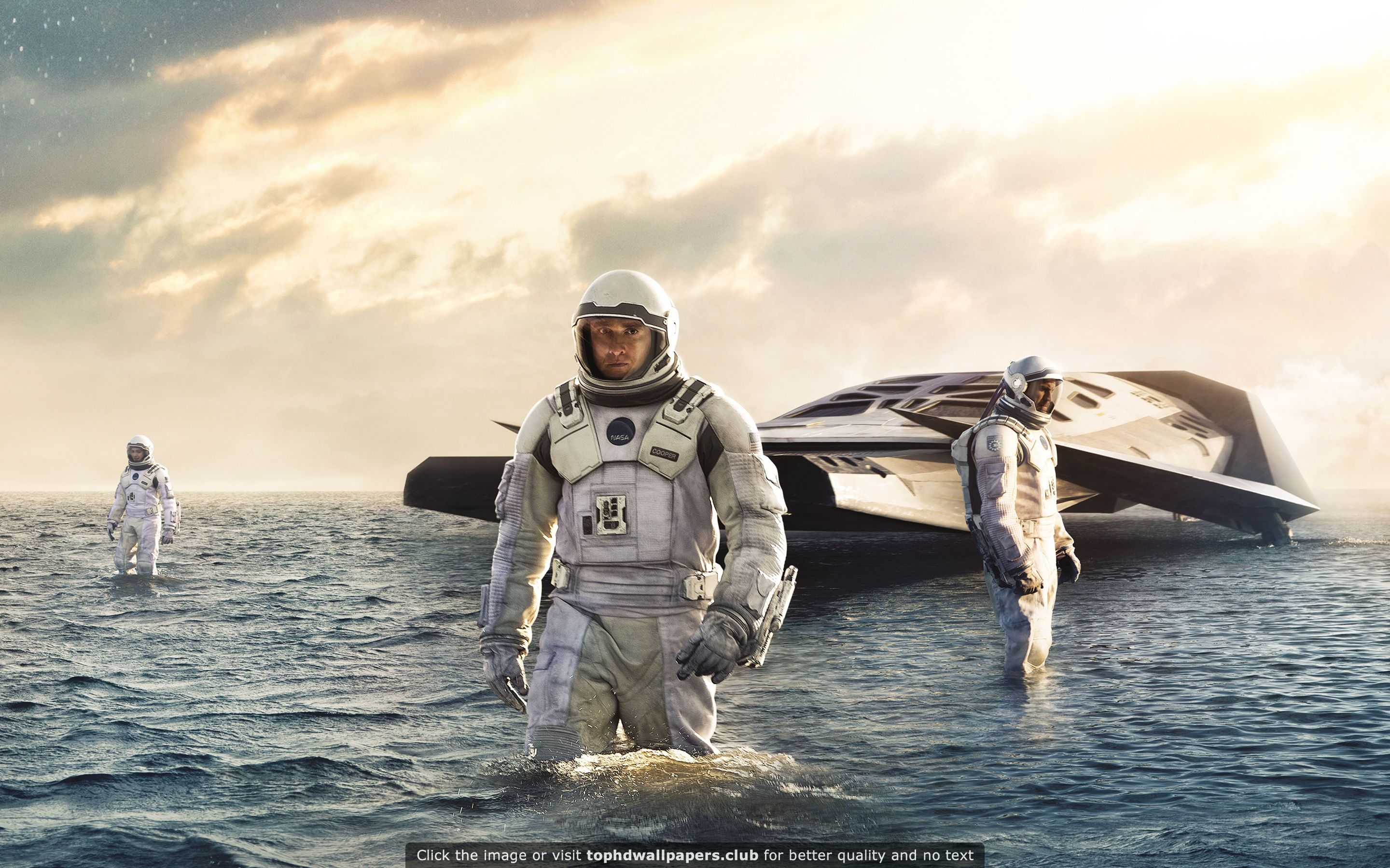 interstellar movie hd wallpaper for your pc, mac or mobile device