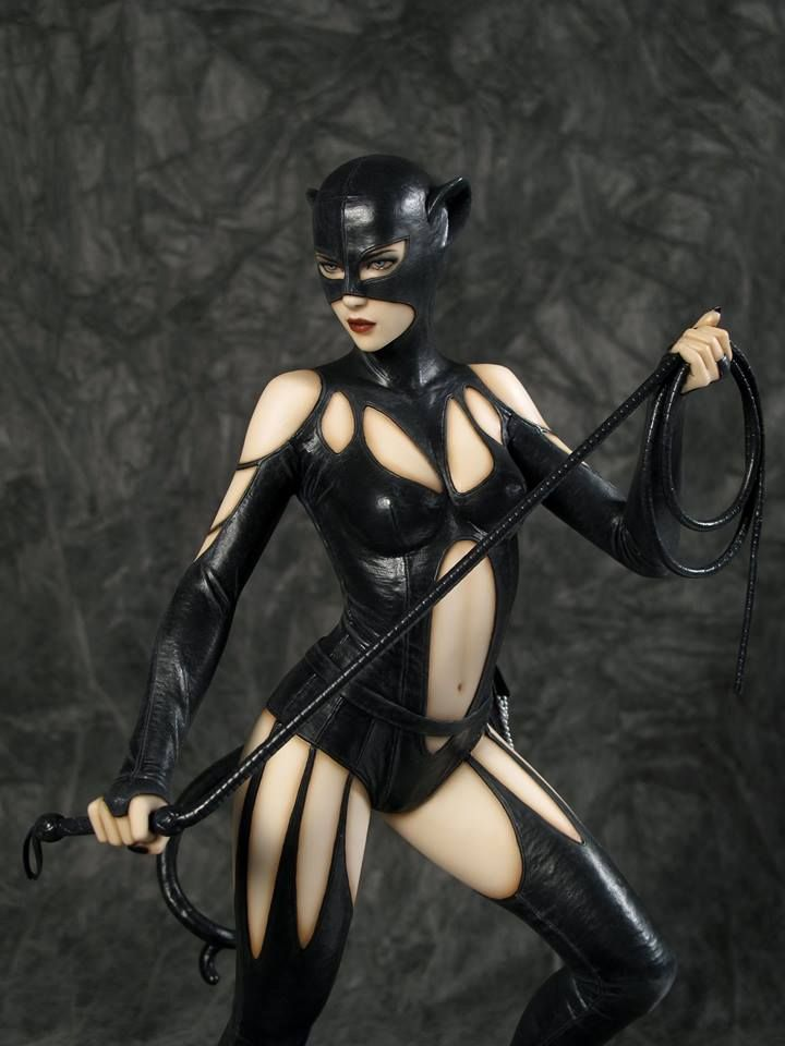 [YAMATO] Fantasy Figure Gallery: DC Comics – Estátua da Mulher-Gato por Luis Royo