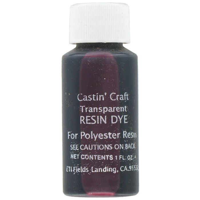 Red Transparent Casting Resin Dye   Molds ~ DIY Molds, How