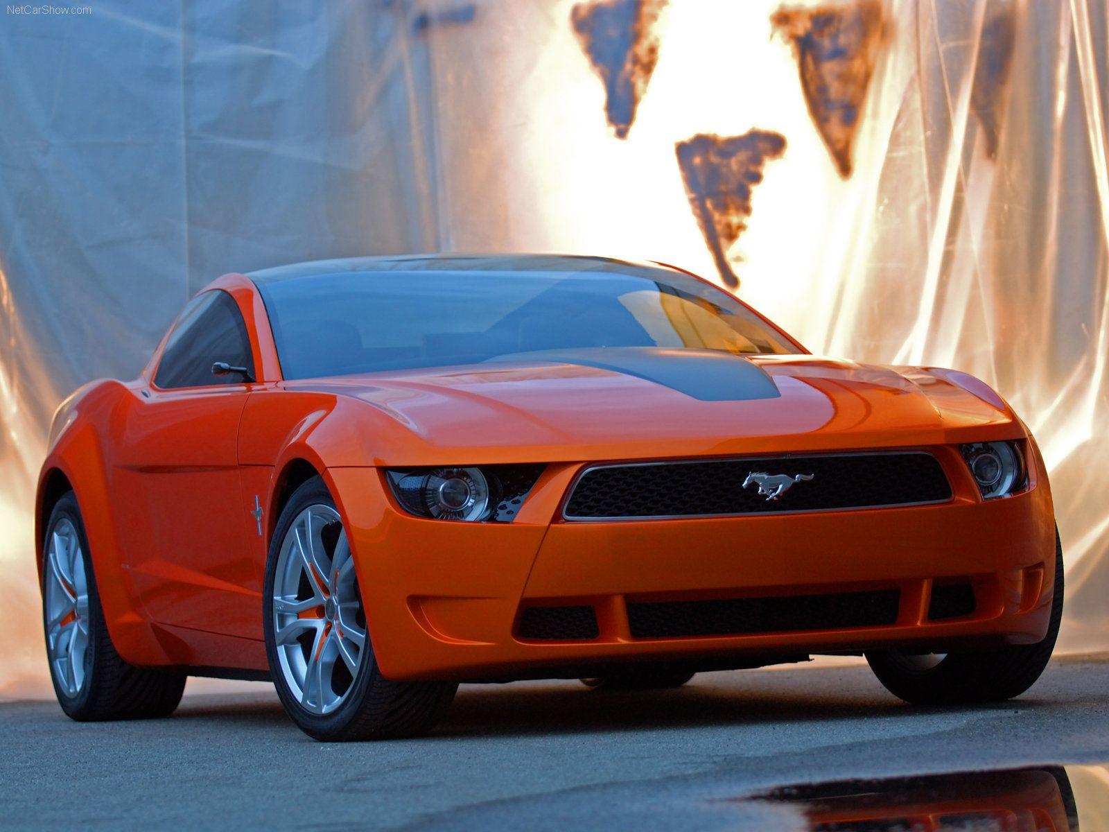 Giuargaro Mustang