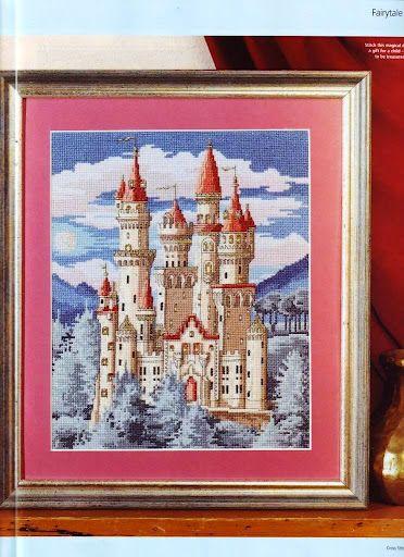 modelo terminado del castillo