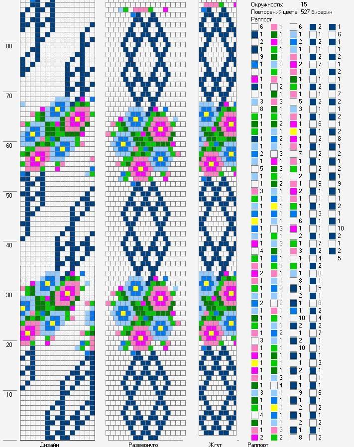 Anleitung   Bead Crochet   Pinterest   Anleitungen, Perlen und ...