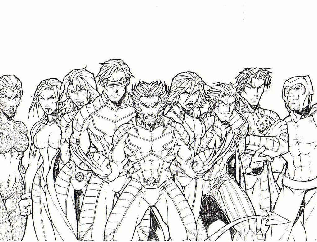 X7: X-MEN UNITED 7 by LucasAckerman on DeviantArt  X men, Man