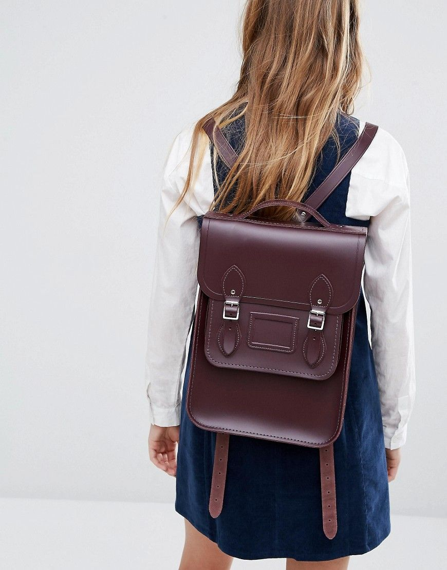 171bc567e413 Image 3 of The Cambridge Satchel Company Portrait Backpack