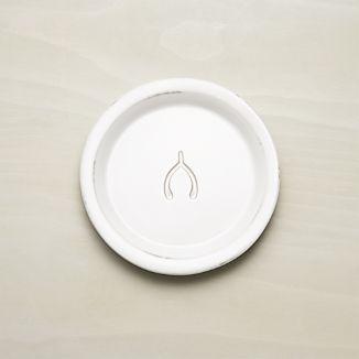 Marbury Wishbone Salad Plate