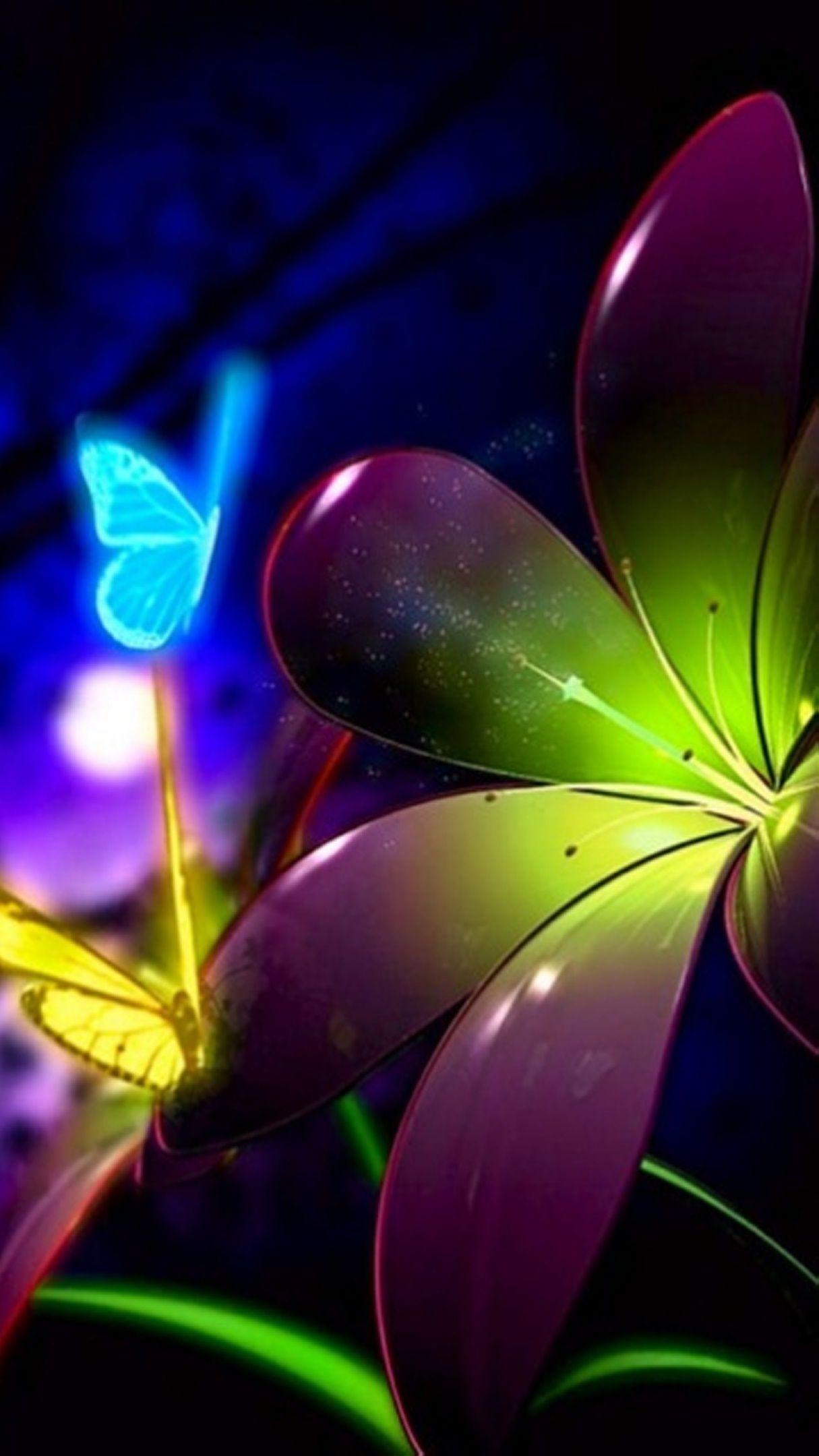 صور خلفيات ايفون جديدة دقة عالية روعة 2019 New Backgrounds For Tecnologis Abstract Art Images Blue Flower Wallpaper Colorful Abstract Art