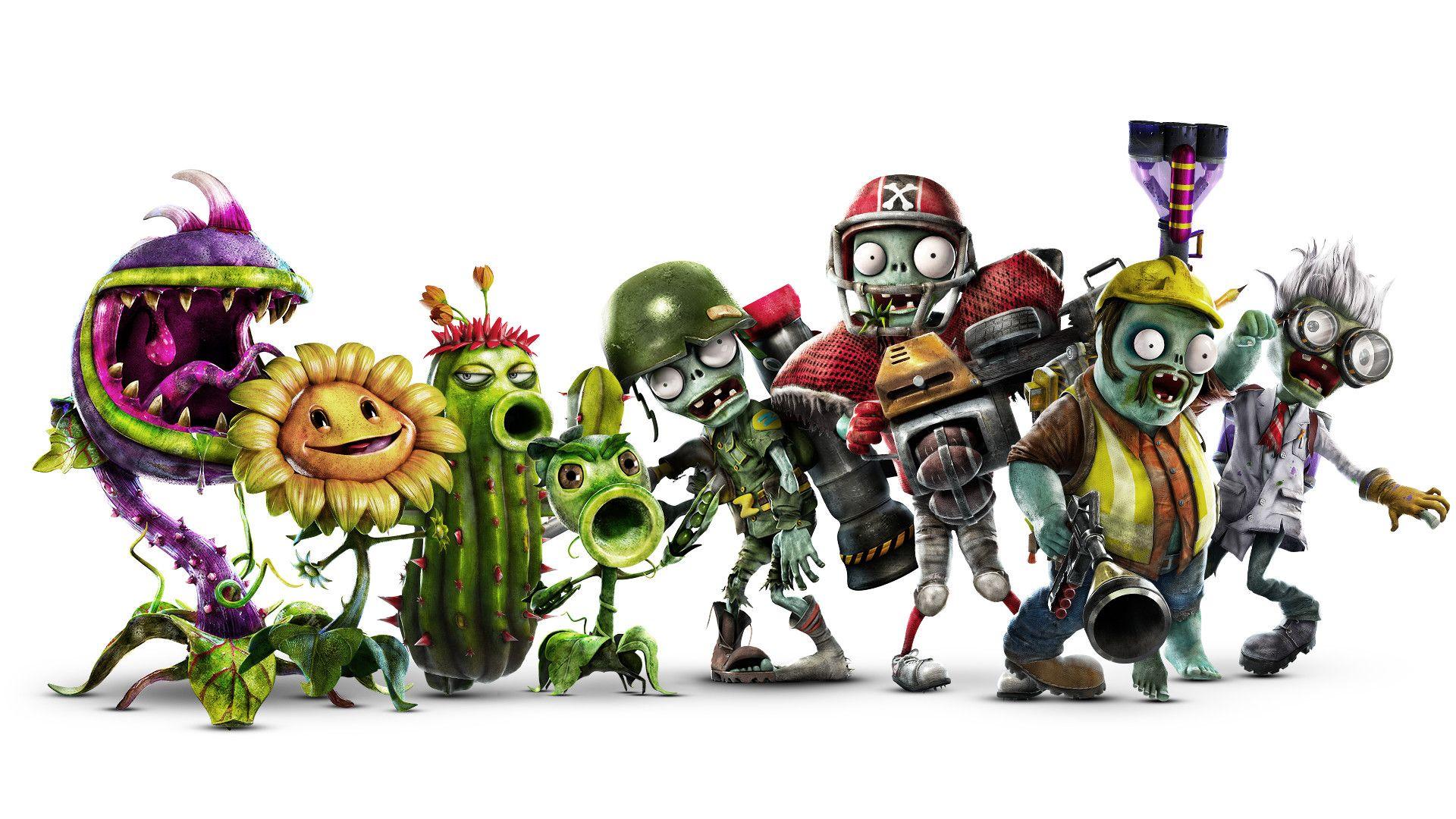 Plants vs zombies garden warfare 2 official site pvz - Plants vs zombies garden warfare 2 torchwood ...