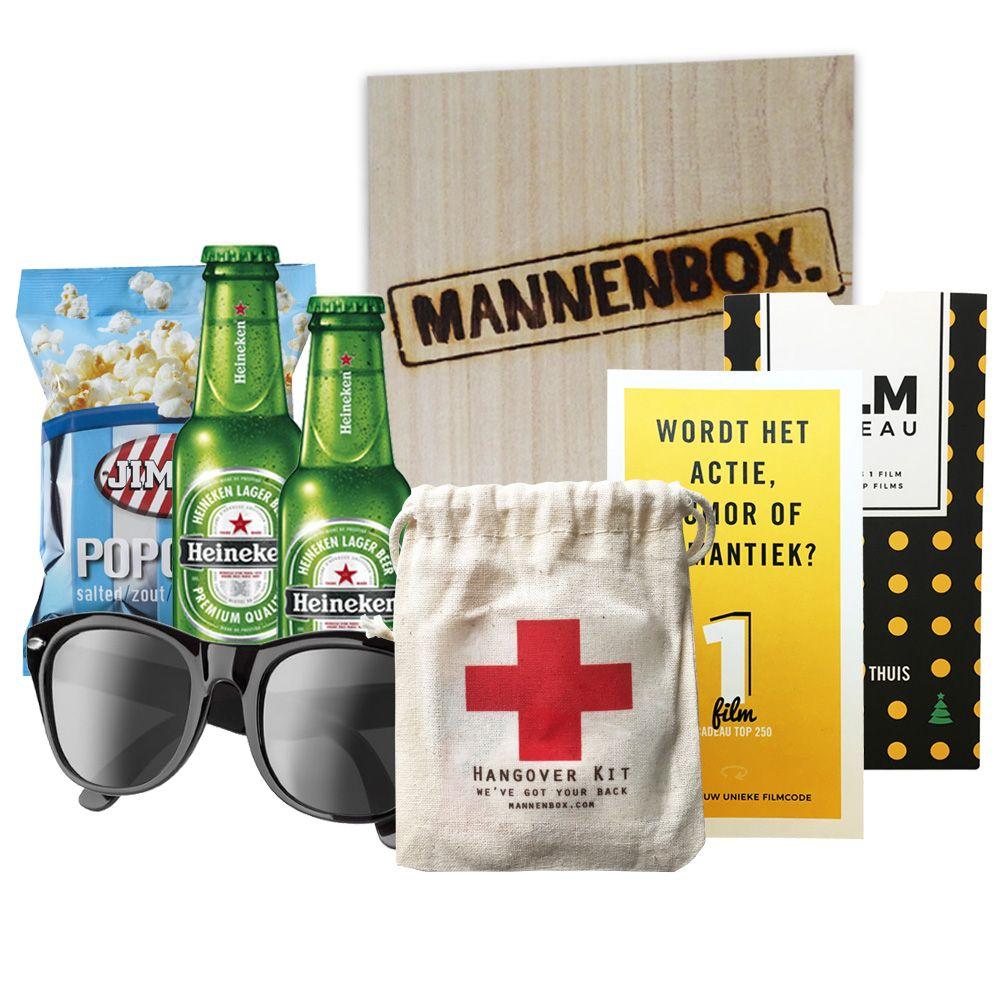 Extreem Anti kater pakket, een grappig cadeau voor hem! Niet alleen bier #BA16